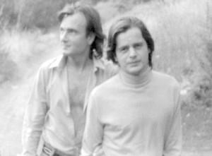 Sandro Gindro e Renzo Rossi (1971)